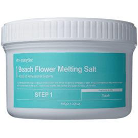 Скраб для глубокого очищения Beach Flower Melting Salt 500 млPhymongshe Корея