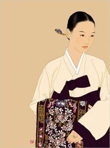 Кореец обычно говорит, что каждый человек обладает присущей только ему красотой и эта красота составляет внутреннюю суть