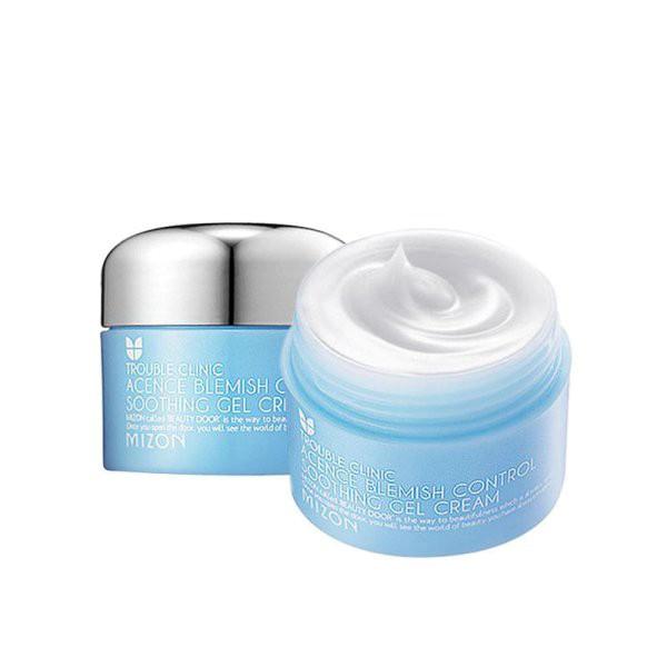 Крем-гель для жирной и проблемной кожи Acence Blemish Control Soothing Gel Cream 50мл