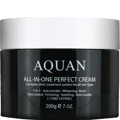 Aquan Крем для лица многофункциональный Aquan All-in-one Perfect Cream 200гр