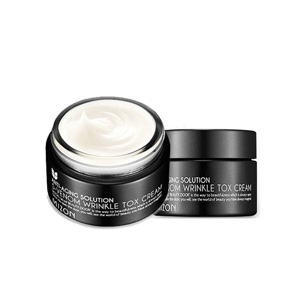 Крем для лица с экстрактом яда храмовых змей Mizon S-Venom Wrinkle Tox Cream 50мл