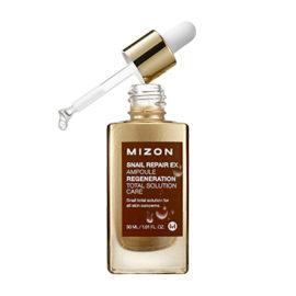 Сыворотка с экстрактом улитки Mizon Snail Repair Ex Ampoule 30мл