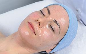 Успокаивающая послепроцедурная маска для лица и глаз Beta-Glucan BioGel 1% Post-Treatment Mask EverYang