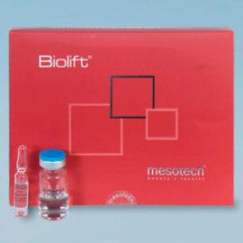 Сыворотка лифтинговая Биолифт Biolift 10×2мл Мезотек (Mesotech) Италия