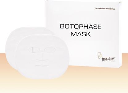маска Ботофэйз Botophase mask 10 шт. Мезотек (Mesotech) Италия