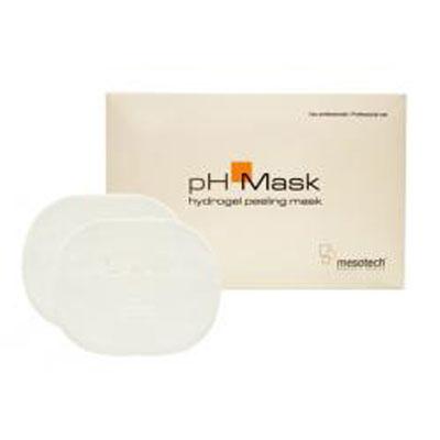 маска-пилинг pH Mask 10 шт. Мезотек (Mesotech) Италия