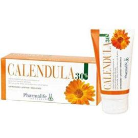 Заживляющий фитокрем с Календулой Calendula 30% 75 мл Pharmalife Италия
