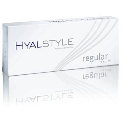 Гиалуроновый филлер для мезотерапии HyalStyle Regular Австрия