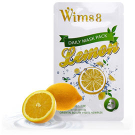 Маска с экстрактом лимона Lemon Daily Mask Wims8 Корея