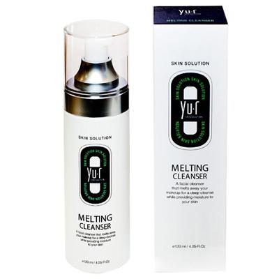 Гель для снятия макияжа Melting Cleanser, 120 мл Yu.r Корея