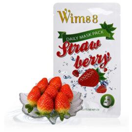 Маска с экстрактом клубники Strawberry Daily Mask 10 шт. Wims8 Корея