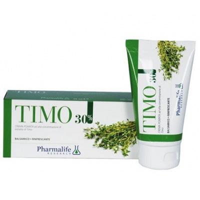 Бальзамический фитокрем с тимьяном Timo 30% 75 мл. Pharmalife Италия