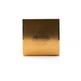 Патчи для глаз Gold Snail Eye Patch 60 шт Gold Energy Snail Synergy Корея