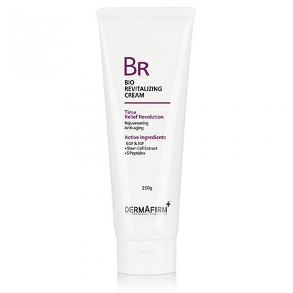 Омолаживающий крем для лица Bio Revitalizing Cream 250гр Dermafirm Корея