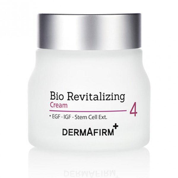 Омолаживающий крем для лица Bio Revitalizing Cream 60гр Dermafirm Корея