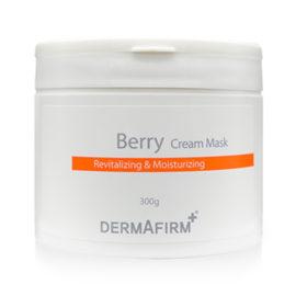 Маска кремовая ягодная Cream Mask Berry 300гр Dermafirm Корея