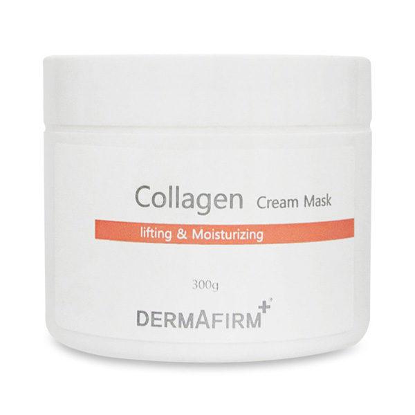 Маска кремовая с коллагеном Cream Mask Collagen 300гр Dermafirm Корея