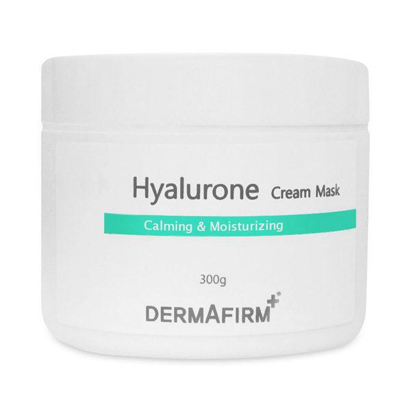 Маска кремовая с гиалуроном Cream Mask Hyalurone 300гр Dermafirm Корея