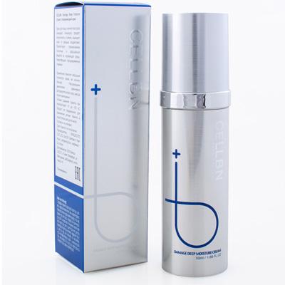 Увлажняющий крем для лица Damage Deep Moisture Cream 50 мл CELLBN Корея