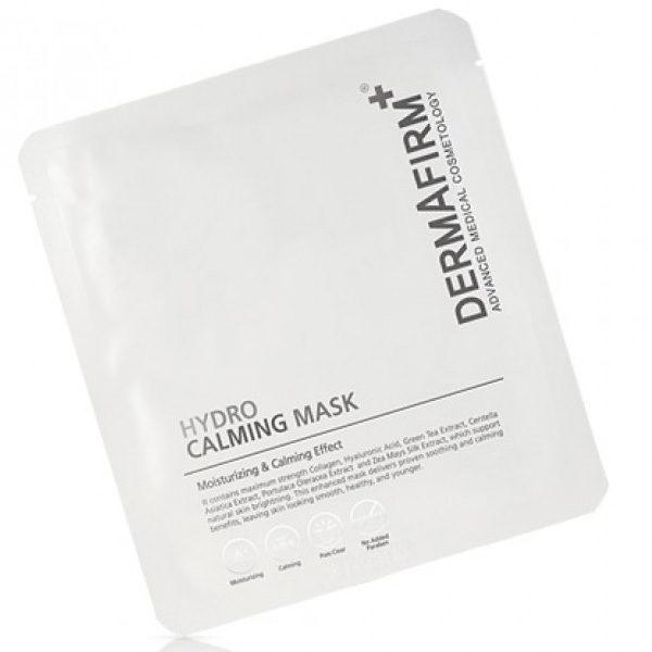 Маска успокаивающая с увлажнением Hydro Calming Mask 30гр Dermafirm Корея