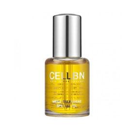 Масло для кожи и волос высокоэффективное обогащенное Mega Treatment Special oil 30 мл CELLBN Корея