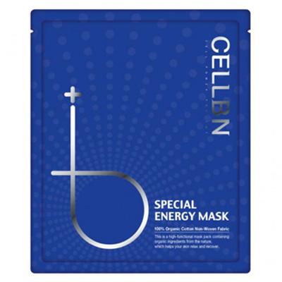 Энергетическая маска-салфетка для лица Special Energy Mask CELLBN Корея