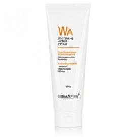 Отбеливающий активный крем Whitening Active Cream 250гр Dermafirm Корея