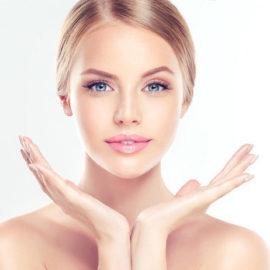 Отбеливающий активный крем Whitening Active Cream Dermafirm Корея