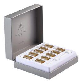 Сыворотка омолаживающая с экстрактом икры Black Caviar Ampoule 10×4мл Phymongshe Корея