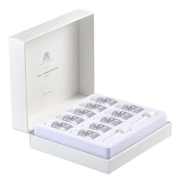 Сыворотка лифтинговая с коллагеном Dewy Collagen Ampoule 10x4мл Phymongshe Корея
