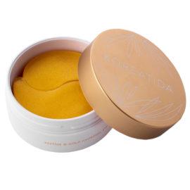 Маска для век с пептидами и коллоидным золотом Peptide & Gold Hydrogel Eye Patch KOREATIDA Корея