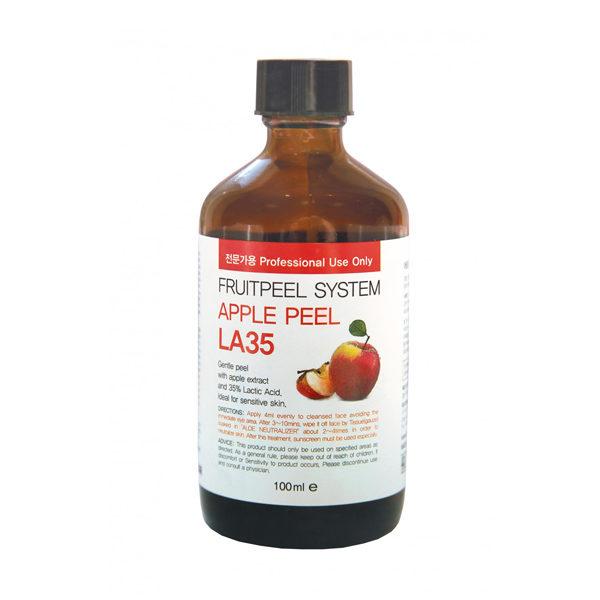Яблочный пилинг Apple Peel LA35 (молочная кислота 35% pH 2,07) 50 мл KB Cosmetics Корея