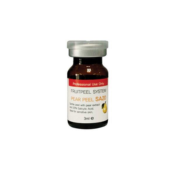 Грушевый пилинг Pear Peel SA20 (салициловая кислота 20% pH 2,57) 3 мл KB Cosmetics Корея