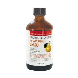 Грушевый пилинг Pear Peel SA20 (салициловая кислота 20% pH 2,57) 50 мл KB Cosmetics Корея