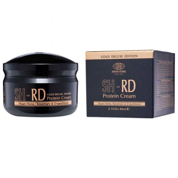 Крем-протеин для волос делюкс золото SH-RD Protein Cream Gold Deluxe Edition 80 мл SH-RD Корея