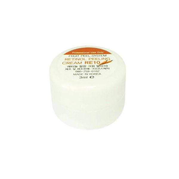 Ретиноловый пилинг Retinol Peeling Crem RE10 (Ретинол 10% pH 1,8) 3 мл KB Cosmetics Корея