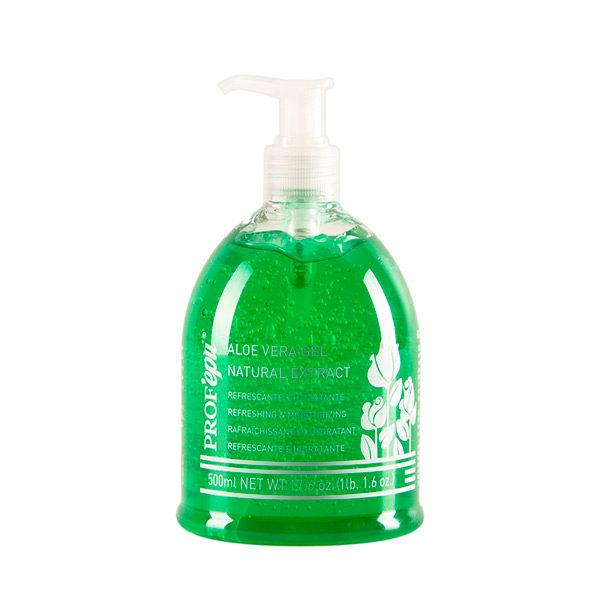 Гель с алоэ вера Aloe vera gel after depilation 500мл ProfEpil Испания