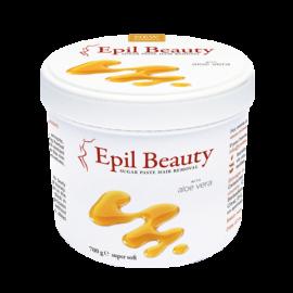 Сахарная паста «Алоэ Вера супер мягкая» Epil Beauty aloe vera super soft 700гр. Epil Beauty Чехия