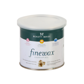 Пленочный в банке Finewax с экстрактом хлопка 400г Beauty Image Испания
