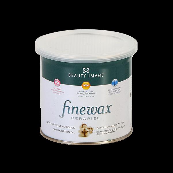 Пленочный в банке Finewax с экстрактом хлопка 400г Beauty Image Испания