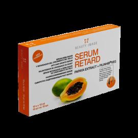 Сыворотка, задерживающая рост волос Serum retard 10 шт x 10 мл Beauty Image Испания