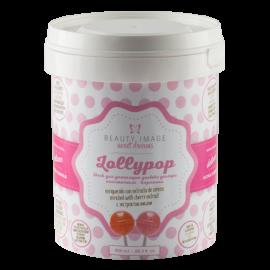 Горячий воск Карамель Creamy wax lollypop 800г Beauty Image Испания