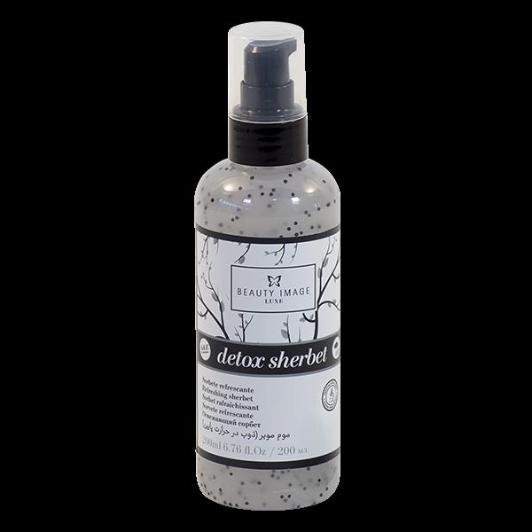 Освежающий гель-шербет Detox Refreshing sherbet gel 200 мл Beauty Image Испания