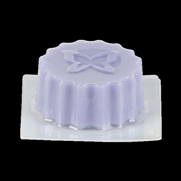 Твердое масло для питания кожи и массажа Лаванда Lavender body bonbon 25гр Beauty Image Испания