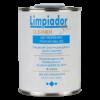 Очиститель для удаления воска с инструментов Limpiador cleaner 1000 мл Beauty Image Испания