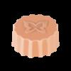 Твердое масло для питания кожи и массажа Мускатная роза Nutmeg rose body bonbon 25гр Beauty Image Испания
