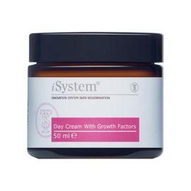 Крем дневной с факторами роста Day Cream with Growth Factors 50 мл iSystem Италия