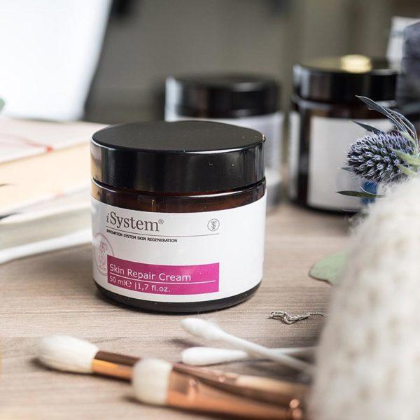 Крем восстанавливающий Skin Repair Cream 50 мл iSystem Италия