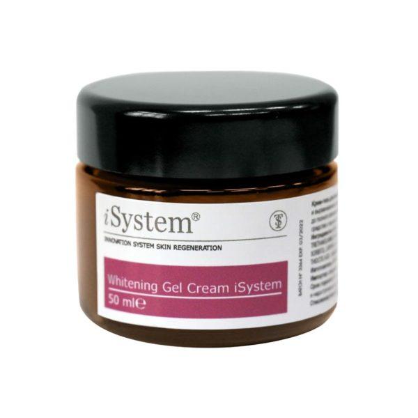 Крем-гель против пигментации Whitening Gel Cream 50 мл iSystem Италия