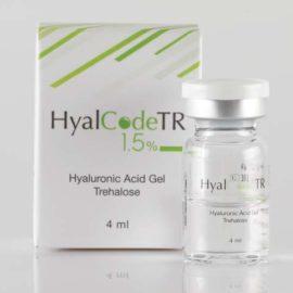 Филлер Hyal Code TR 1,5% гиалуроновая кислота 1000-1300 кДа, трегалоза 1 фл. (5 мл) Россия